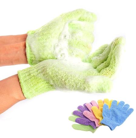 Magic Peeling Handschuh pflege nach dem Sugaring wasch